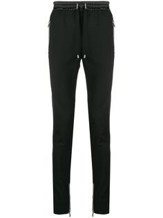 Balmain брюки в стиле смокинга