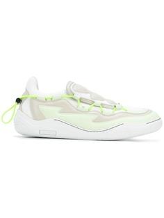 Lanvin кроссовки на затяжке