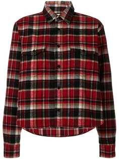 007c13a277b Женские рубашки в красную клетку – купить рубашку в интернет ...