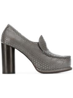 Stella McCartney туфли-лодочки с тиснением под змеиную кожу