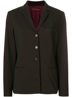 Romeo Gigli Vintage пиджак в тонкую полоску
