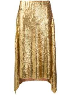 Sies Marjan асимметричная юбка