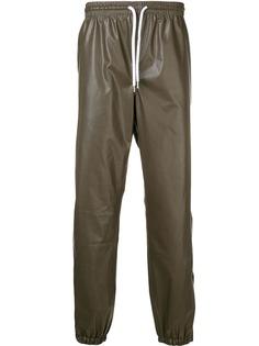 MSGM спортивные брюки