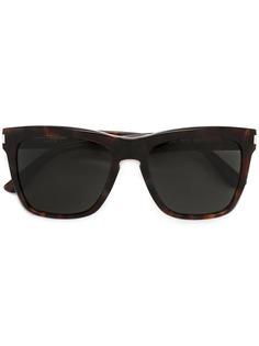 Saint Laurent Eyewear солнцезащитные очки SL 137 Devon 002
