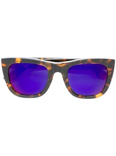 Retrosuperfuture Gals infrared sunglasses