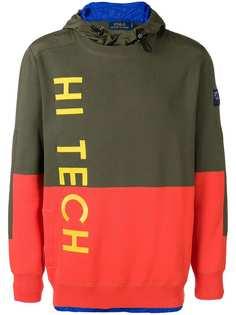 Polo Ralph Lauren джемпер Hi-Tech с капюшоном
