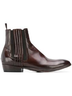 Silvano Sassetti классические ботинки