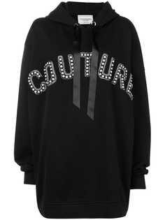 Forte Dei Marmi Couture худи свободного кроя с логотипом