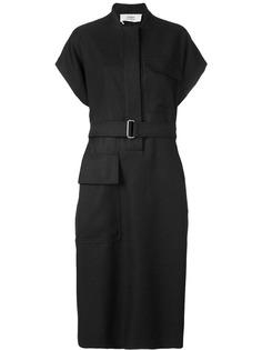 Ports 1961 платье-миди с поясом
