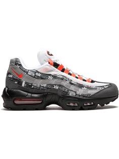 Nike кроссовки Air Max 95 с принтом