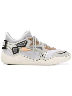Lanvin кроссовки-мидтопы
