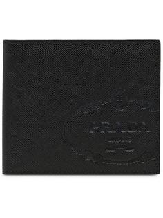 Prada бумажник Saffiano