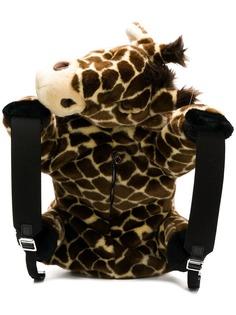 Dolce & Gabbana рюкзак из искусственного меха