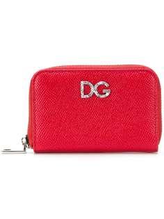Dolce & Gabbana маленький кошелек с круговой молнией