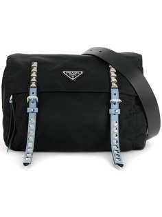 65f6413d5641 Женские сумки на пояс Prada – купить поясную сумку в интернет ...