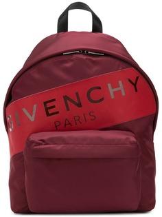 Givenchy рюкзак с принтом логотипа