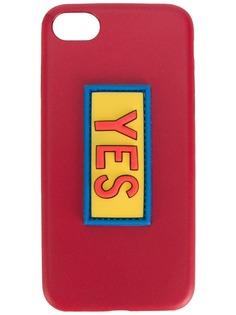 Fendi чехол для iPhone 7 Vocabulary