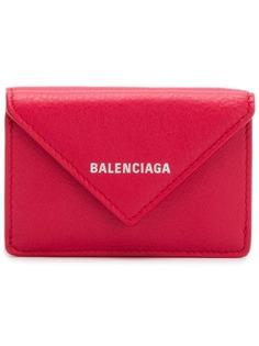 Balenciaga мини-кошелек Papier