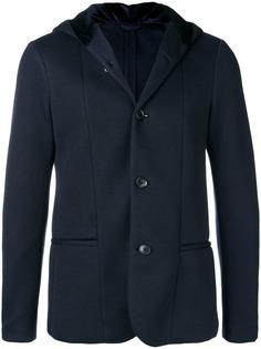 Emporio Armani куртка с капюшоном