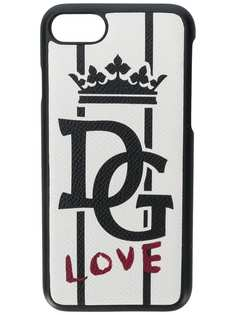 Dolce & Gabbana DG Love iPhone 8 case