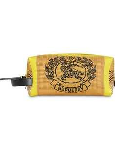 Burberry трикотажный клатч