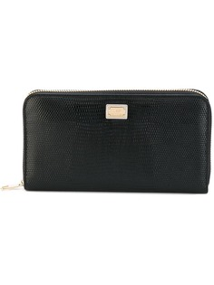 Dolce & Gabbana бумажник на молнии