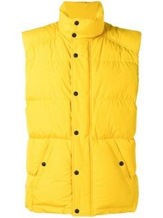 Belstaff пуховая куртка без рукавов