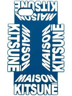 Maison Kitsuné объемный чехол для iPhone X