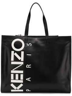 Kenzo large logo tote