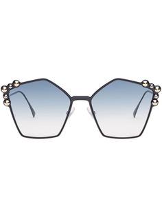 Fendi солнцезащитные очки Can Eye