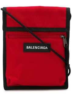 Balenciaga сумка на плечо с логотипом