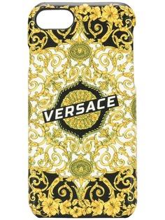 Versace чехол для iPhone 7/8 с принтом