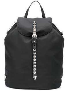 Prada рюкзак с заклепками