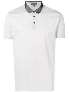 Lanvin полосатая рубашка-поло