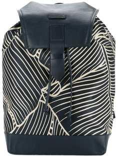 Cerruti 1881 рюкзак с геометрическим принтом