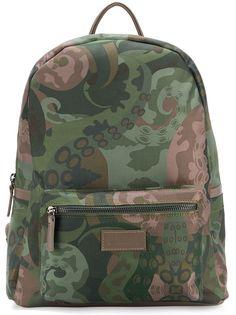 Fefè рюкзак с камуфляжным рисунком