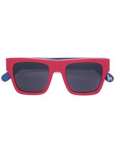 Stella Mccartney Kids солнцезащитные очки с квадратной оправой