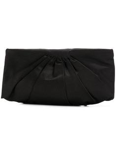 Chanel Vintage драпированный клатч