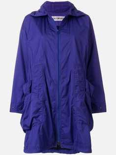 Issey Miyake Vintage куртка-дождевик с капюшоном