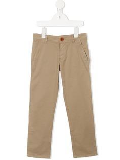 Paul Smith Junior классические брюки чинос