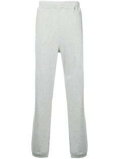 Stussy embroidered logo track pants