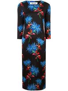 90b79373f327 Dvf Diane Von Furstenberg платье шифт с цветочным принтом