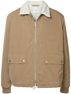 Wood Wood lightweight zip front jacket