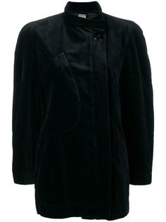 Krizia Vintage пиджак свободного кроя с длинным рукавом