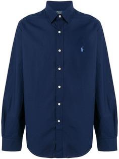 Polo Ralph Lauren классическая рубашка с логотипом