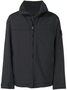 Stone Island легкая куртка с логотипом