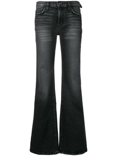 Current/Elliott расклешенные джинсы
