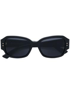 Dior Eyewear солнцезащитные очки Lady Dior Studs
