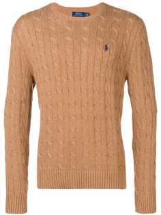 Polo Ralph Lauren вязаный свитер базовый