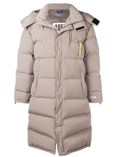 Ader Error пальто-пуховик в стиле оверсайз